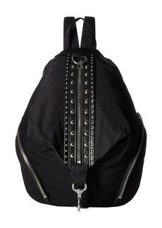 Rebecca Minkoff Julian Nylon Backpack w/ Studs