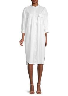 Rebecca Minkoff Kassidy Midi Shirtdress