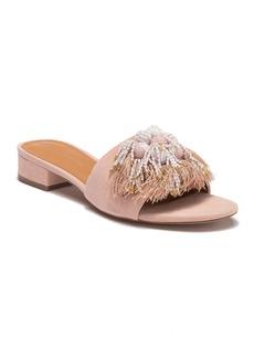 Rebecca Minkoff Kayleigh Embellished Slide Sandal