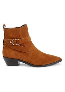 Rebecca Minkoff Kichi Leather & Suede Booties