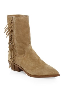 Rebecca Minkoff Krissa Suede Ankle Boots
