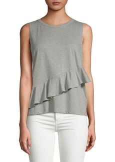 Rebecca Minkoff Lane Knit Cotton Top