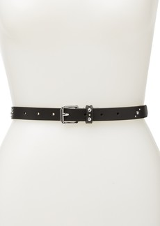 Rebecca Minkoff Leather Studded Cara Belt