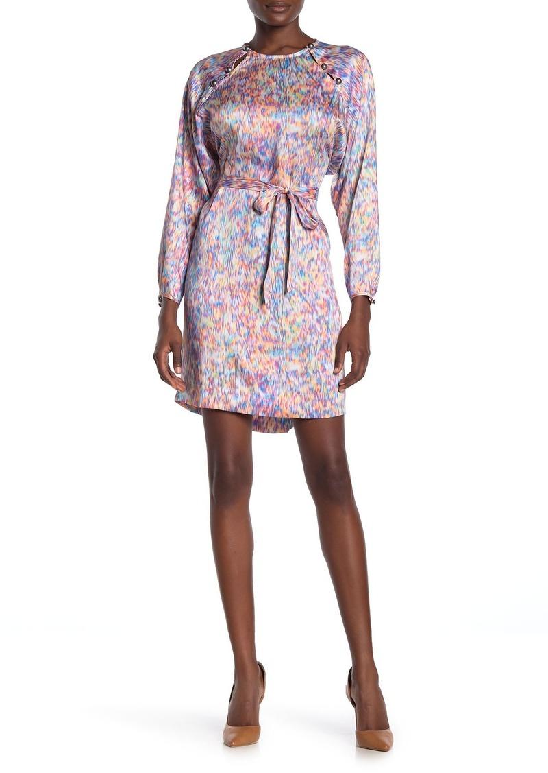 Rebecca Minkoff Lima Waist Tie Dress
