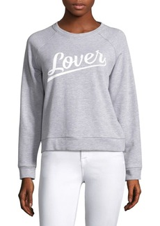 Rebecca Minkoff Lover Graphic Sweatshirt