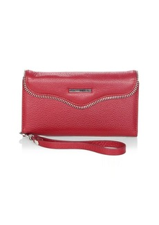 Rebecca Minkoff MAB Tech iPhone 7 Leather Wristlet
