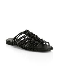 Rebecca Minkoff Maelynn Knotted Strap Sandals