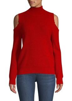 Rebecca Minkoff Marcy Cold Shoulder Sweater