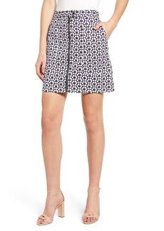 Rebecca Minkoff Marigold Zip Front Stretch Mini Skirt