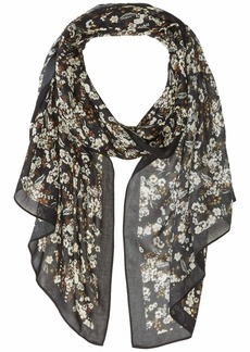 Rebecca Minkoff Meadow Floral Long Scarf
