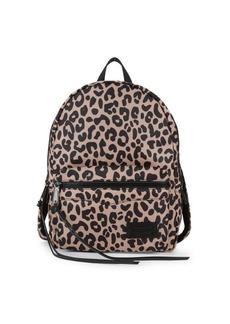 Rebecca Minkoff Medium Leopard Print Backpack