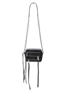Rebecca Minkoff Mini Moto Leather Camera Bag