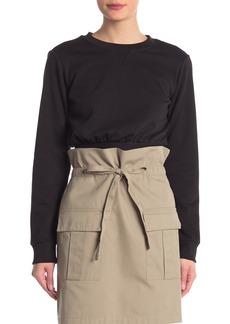 Rebecca Minkoff Molly Tie Back Pullover