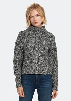 Rebecca Minkoff Montana Marled Turtleneck Sweater