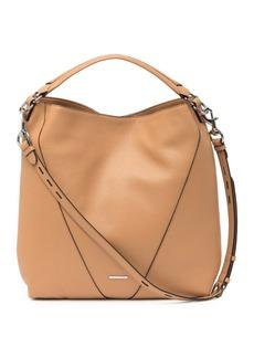 Rebecca Minkoff Moto Leather Hobo Bag