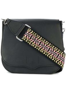 Rebecca Minkoff patterned strap shoulder bag