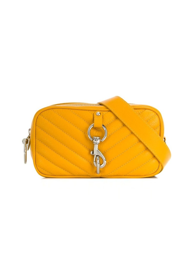 Rebecca Minkoff quilted camera belt bag