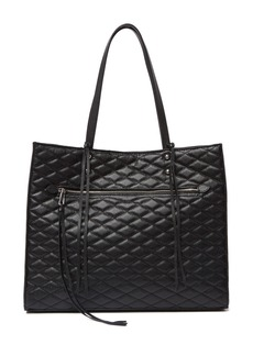 Rebecca Minkoff Quilted Jodie North South Tote