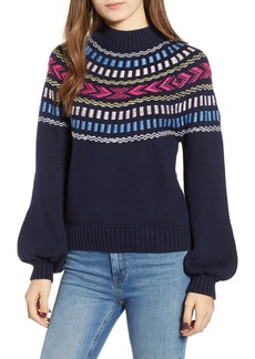 Rebecca Minkoff Raja Mock Neck Sweater