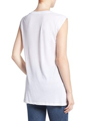 Rebecca Minkoff 'Airplanes with Hearts' Graphic Muscle Tee