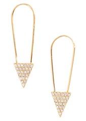 Rebecca Minkoff Alexandria Pin Earrings