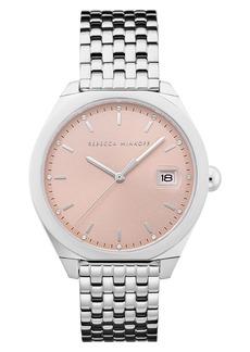Rebecca Minkoff Amari Bracelet Watch, 38mm