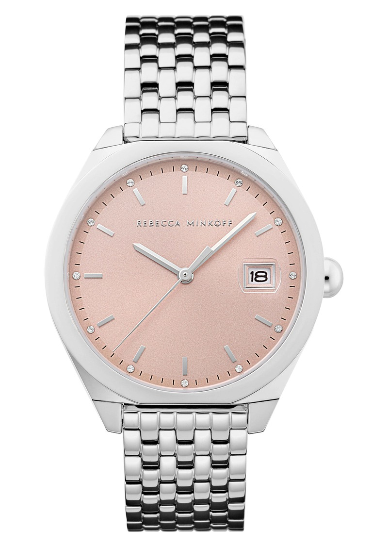 Rebecca Minkoff Amari Bracelet Watch, 38mm