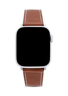 Rebecca Minkoff Apple Watch� Leather Strap, 38mm & 40mm