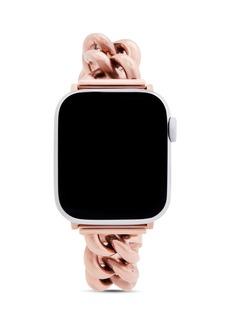Rebecca Minkoff Apple Watch� Rose Gold-Tone Link Bracelet, 38mm & 40mm