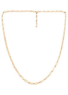 Rebecca Minkoff Bar Chain Necklace