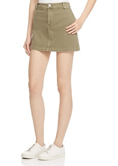 Rebecca Minkoff Bay Denim Skirt