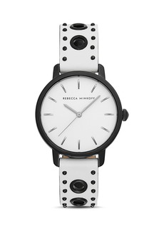 Rebecca Minkoff BFFL Grommet Strap Watch, 36mm