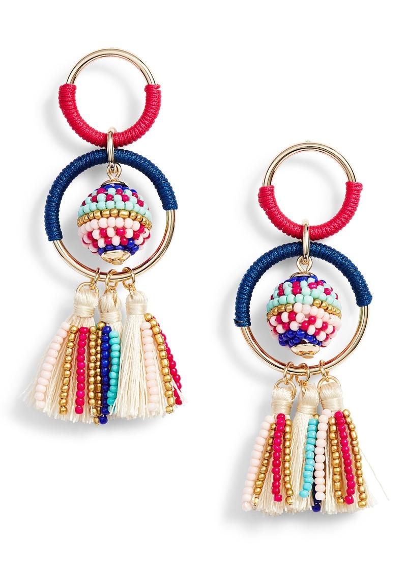 9b9eb17f7494b Blair Ball & Hoop Earrings