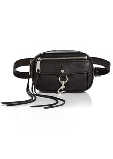 Rebecca Minkoff Blythe Convertible Leather Belt Bag