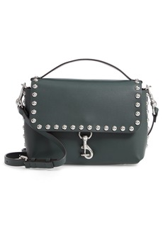 Rebecca Minkoff Blythe Medium Studded Leather Crossbody Bag