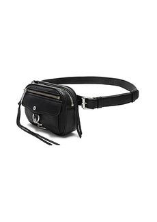 Rebecca Minkoff Blythe Pebbled Belt Bag