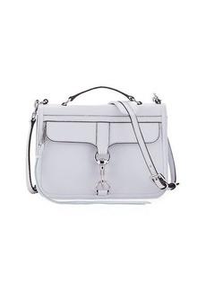 Rebecca Minkoff Bowery Leather Flap Crossbody Bag