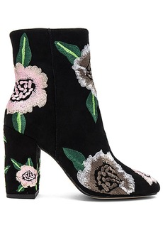 Rebecca Minkoff Bryce Embroidered Bootie in Black. - size 10 (also in 6,6.5,7,7.5,8,9,9.5)