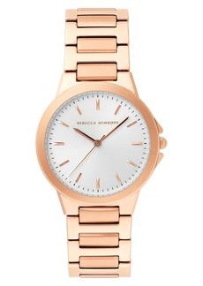 Rebecca Minkoff Cali Bracelet Watch, 34mm