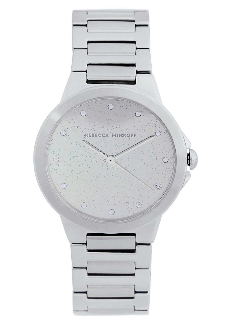 Rebecca Minkoff Cali Bracelet Watch, 34mm
