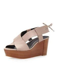 Rebecca Minkoff Calla Wedge Platform Sandal