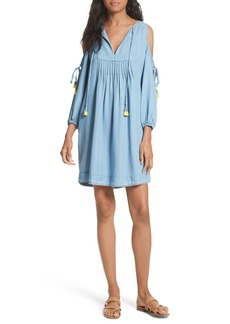 Rebecca Minkoff Cappy Cold Shoulder Dress