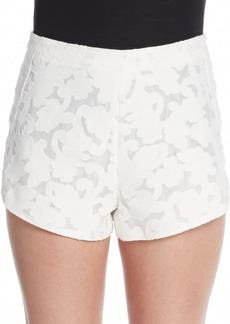 Rebecca Minkoff Cher Fil Coupe Shorts