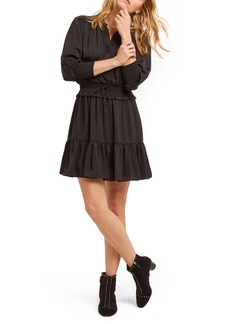 Rebecca Minkoff Chloe Ruffle Minidress