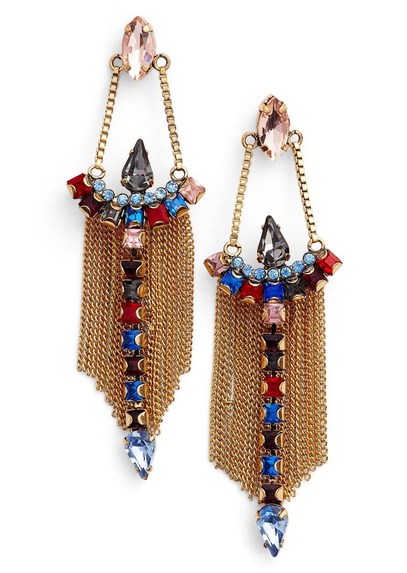 Rebecca minkoff rebecca minkoff clara chandelier earrings rebecca minkoff clara chandelier earrings arubaitofo Images