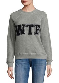 Rebecca Minkoff Classic Crew Sweatshirt