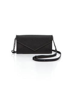 Rebecca Minkoff Cleo Wallet On a Chain Crossbody