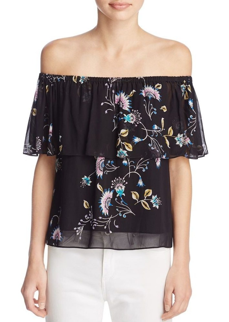 Rebecca Minkoff Dev Off-The-Shoulder Top