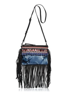 Rebecca Minkoff Dreamy Fringe Leather Crossbody