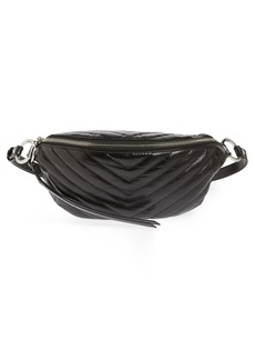 Rebecca Minkoff Edie Leather Belt Bag